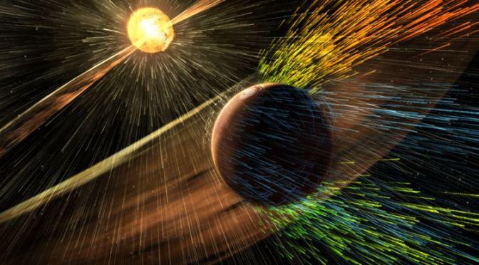 NASA desvela qué cambió el clima de Marte