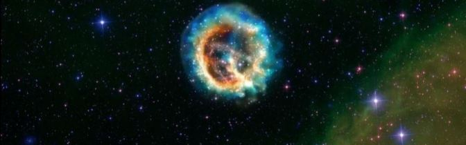 La Remanente de Supernova E0102-72