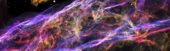 La Nebulosa del Velo en 3D