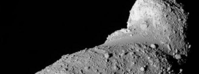 """Los asteroides: Conglomerados de """"escombros"""""""