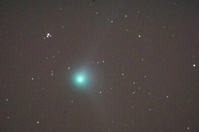 Cometa C2013 US10 Catalina