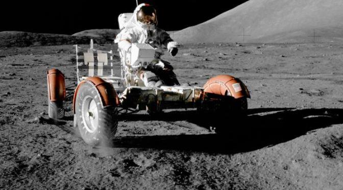La última misión humana a la Luna