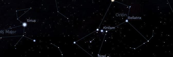 Las Constelaciones, un poco de historia