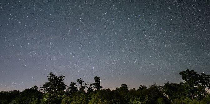 Nociones para fotografiar estrellas