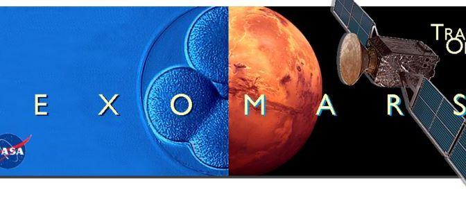 ExoMars, en busca de la vida en Marte