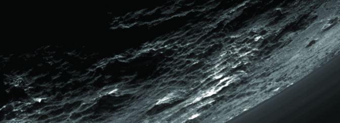 Nuevos descubrimientos sobre Plutón