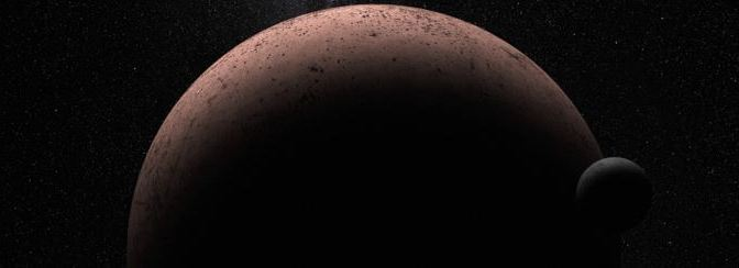 Descubierta una Luna en el planeta enano Makemake