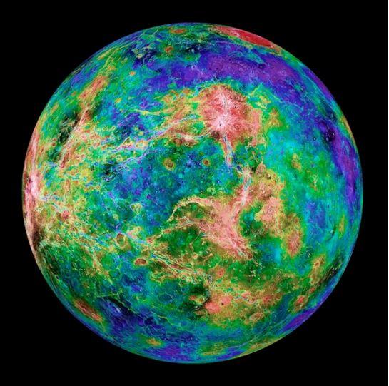 ¿Se ha encontrado vida en Venus?