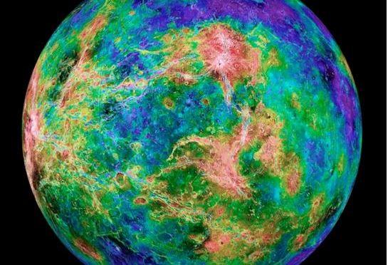 Venus, el gran lucero
