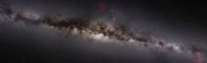 Viajando al centro de la Galaxia