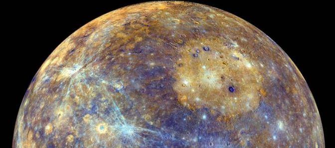 Kertész  el gran cráter de Mercurio