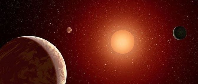 Encontrados tres mundos potencialmente habitables