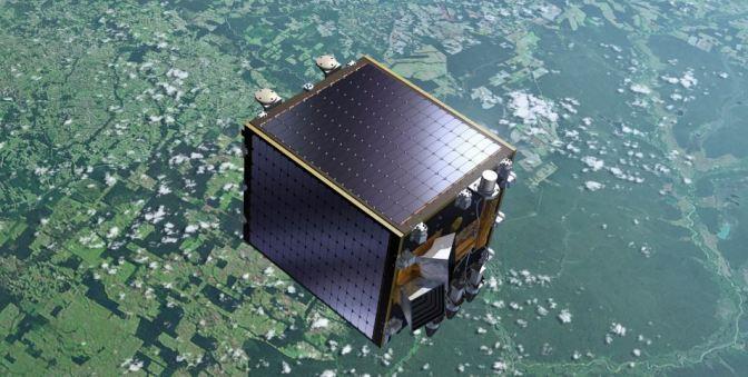 Observando la vegetación desde el espacio: Proba-v