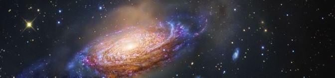 La Galaxia de la Burbuja