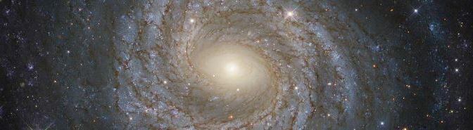 NGC 6814: Una galaxia espiral activa