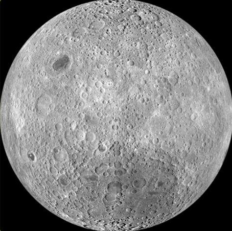 cara oculta Luna