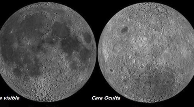 47 años de la llegada del ser humano a la Luna