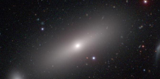 ALMA mide la masa de un agujero negro supermasivo
