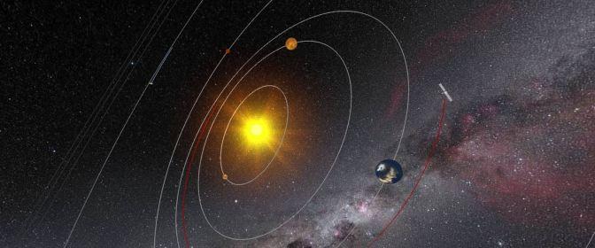 El viaje de Rosetta interactivo