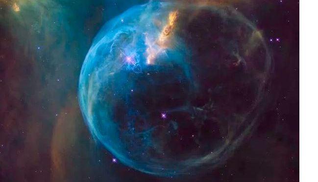 Navegando por la nebulosa de la burbuja