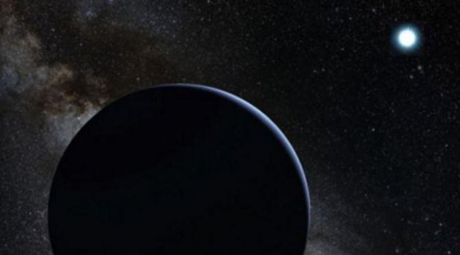 El planeta 9: Presunto robo interestelar