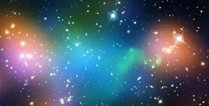 Abell 520: cúmulo de galaxias