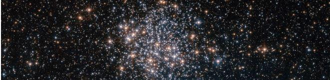 El cúmulo estelar NGC 1854