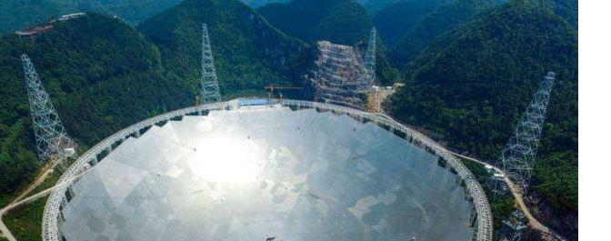 Radiotelescopios del Mundo: El Ojo Celestial