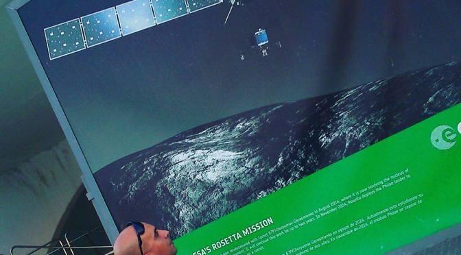 Rosetta y el cometa