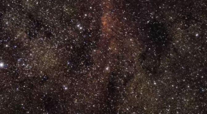 Sagitario: constelación laboratorio de estrellas