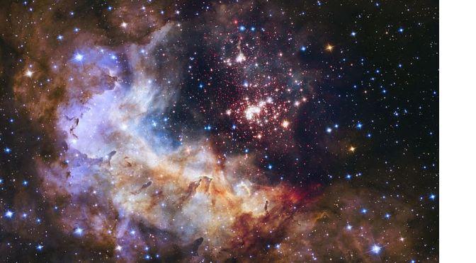 Viajando al cúmulo estelar westerlund 2