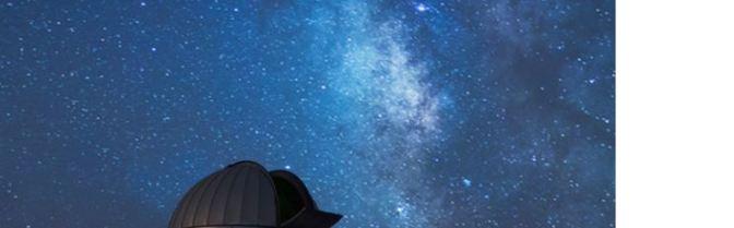 ¿Tienes un telescopio?: Tienes una máquina del tiempo