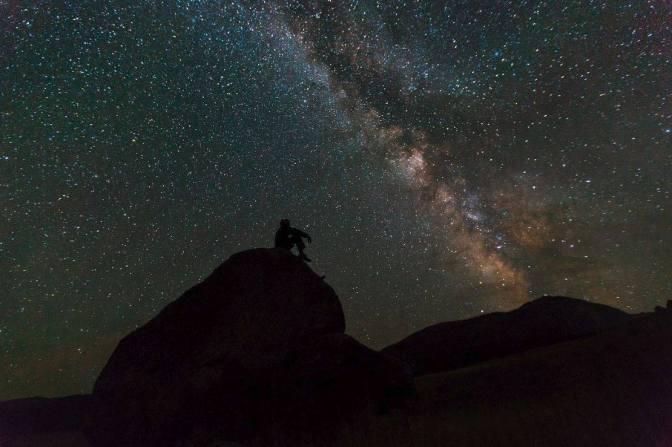 Me atrae la astronomía y quiero empezar ya