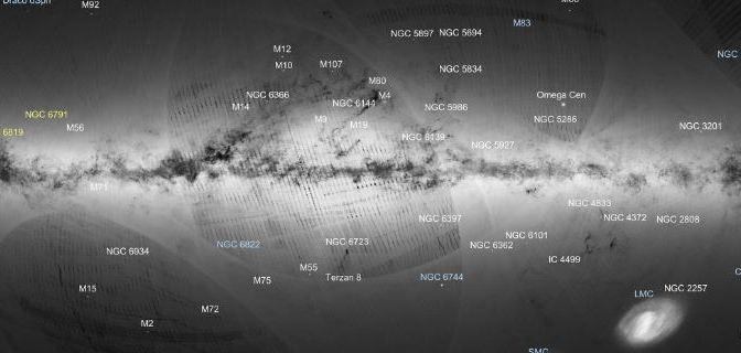 Cartografiando mil millones de estrellas: Gaia