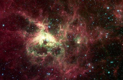 tarántula nebula