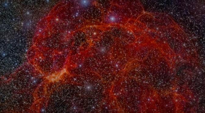 La nebulosa spaghetti