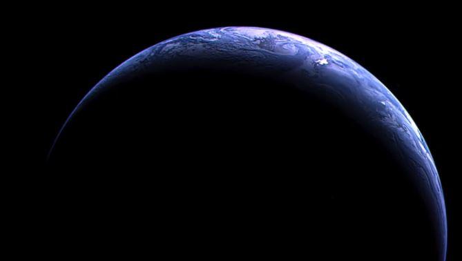La Tierra vista desde el espacio desde diferentes misiones espaciales