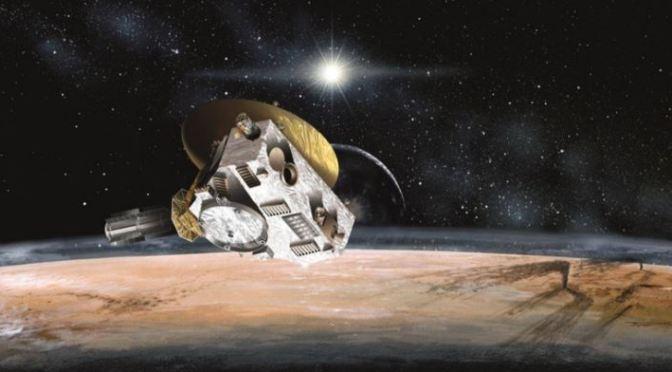 New Horizons envía a la Tierra los últimos datos tomados de Plutón