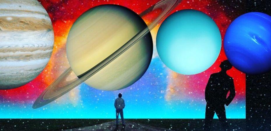 Los Ocho Planetas Del Sistema Solar Universo Blog