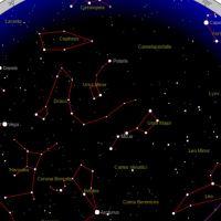 Cómo saber el cielo que había en el día y hora de tu nacimiento