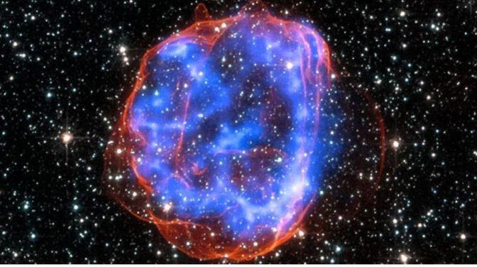 La remanente de supernova SNR 0519 a 69,0