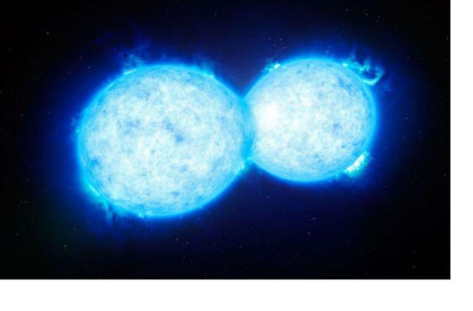 Predicen una supernova visible a simple vista para el año 2022