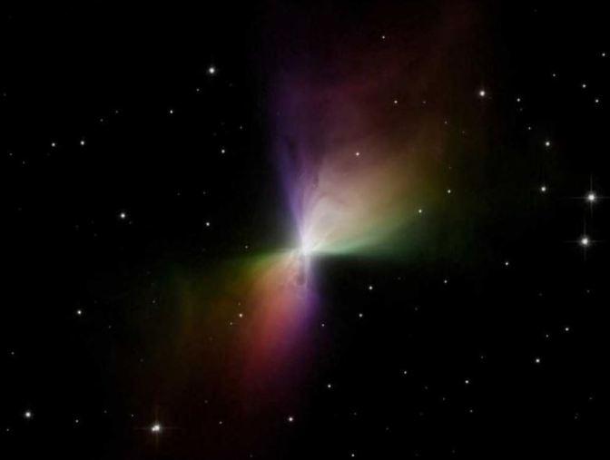 La Nebulosa del Bumerán: El lugar más frío del Universo