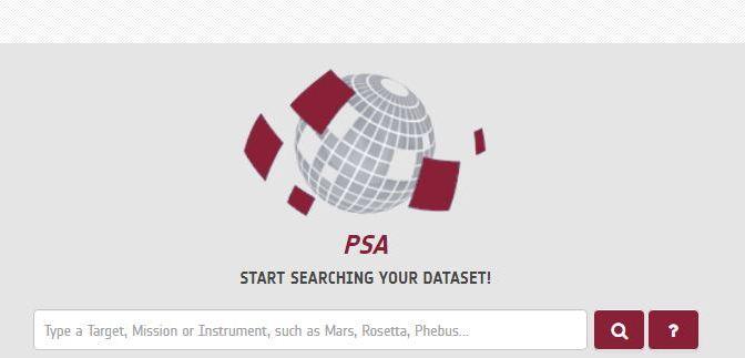 El archivo planetario de la ESA
