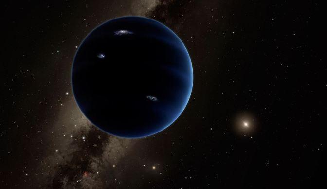 Ayuda a encontrar el planeta 9 y pasa a la historia