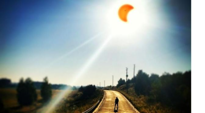 Consejos para ver el eclipse de agosto