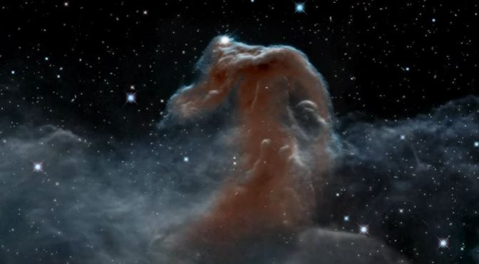 La nebulosa Cabeza de Caballo en detalle