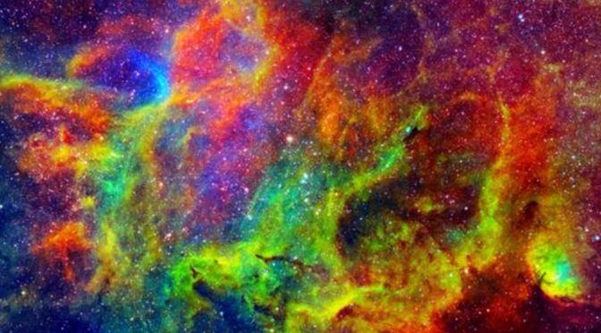Bellezas del Cosmos: La Nebulosa del Tulipán