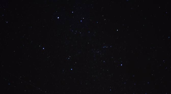 La constelación de Auriga: un cochero surcando los cielos