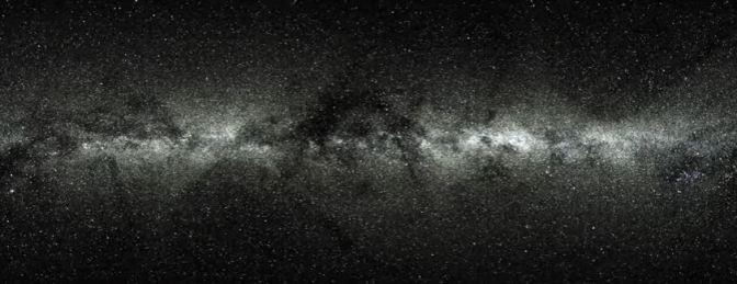 Dos millones de estrellas de la galaxia en movimiento